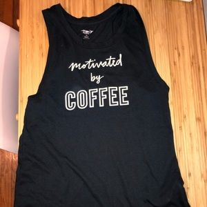 Black Workout Tank